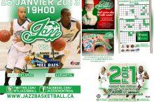 Jazz Basketball Montréal
