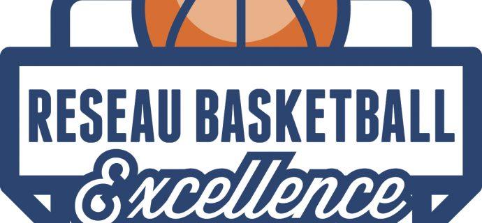 Logo pour le Réseau Basketball Excellence